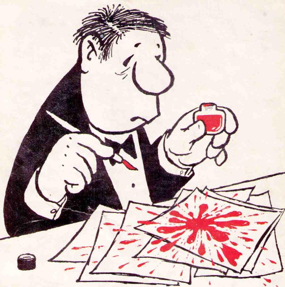 Karikaturist und Komiker Loriot gestorben