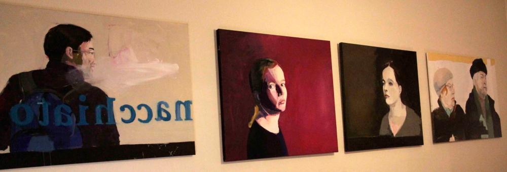 Katharina Sickert: Kunst in Hamburg bei PR MarCom (2/3)