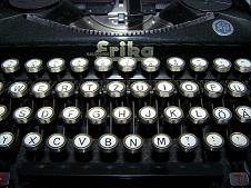 schreibmaschine by abendfarben