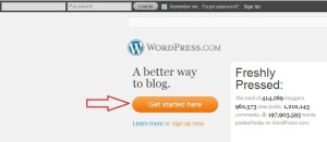 wordpress blog einrichten 1