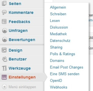 wordpress blog einrichten 5