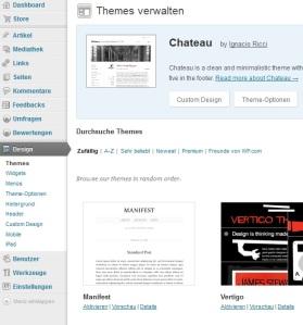 wordpress blog einrichten 7