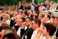 2b ahead zukunftskongress 2012 3d brillen