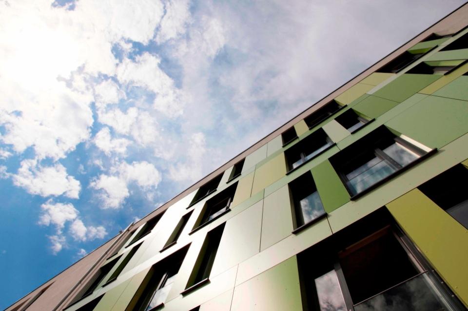 architektur und himmel by abendfarben