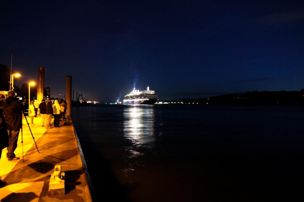 Cunard Day Hamburg: 24 Stunden der Agentur Abendfarben (2/6)