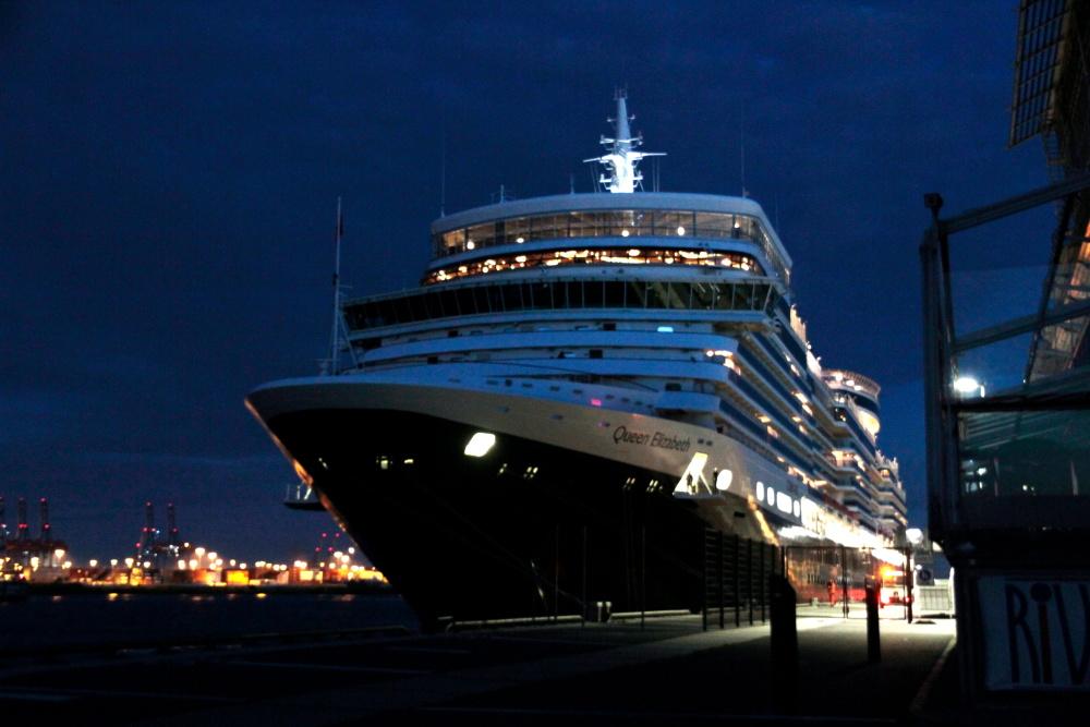 Cunard Day Hamburg: 24 Stunden der Agentur Abendfarben (5/6)