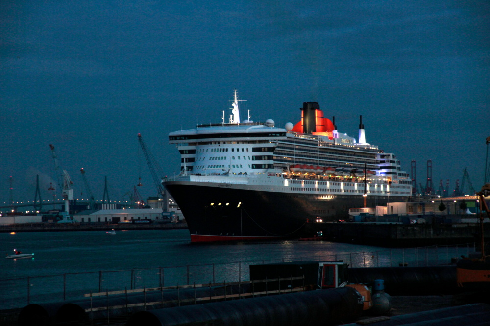 Cunard Day Hamburg: 24 Stunden der Agentur Abendfarben (6/6)