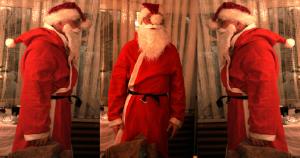 fahndung nach dem weihnachtsmann