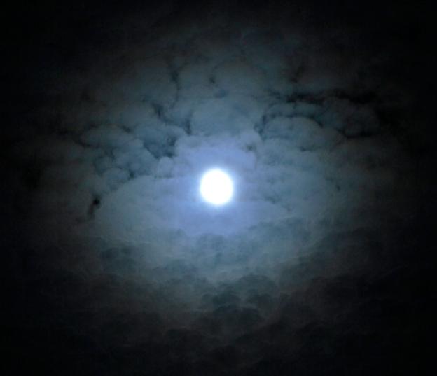 mondnacht nachtmond by abendfarben