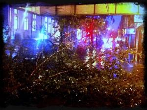 new york sandy nacht in der stadt by markus wilhelm