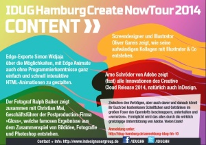 indesign user group hamburg create now meetup 2014