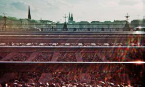 susann jakob analogfotografie analogphotography hamburg jungfernstieg color streetview streetphotography