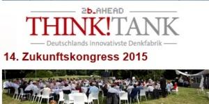 2bahead zukunftskongress 2015 wolfsburg