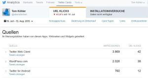 twitter quellen klick apps webseite widgets wordpress by abendfarben